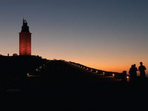 La Torre de Hercules - La Cabaña del Pescador